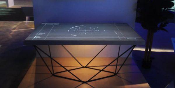 Panasonic Smart Table
