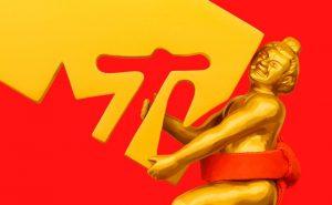 MTV VMAJ 2017 – Branding, Identity