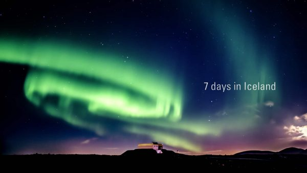7 Days in Iceland