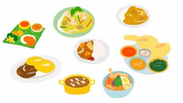 Google アプリ:こんなカレーが食べたい 篇