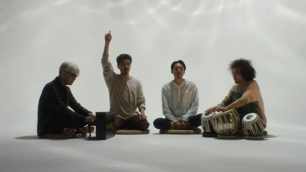 U-zhaan & Ryuichi Sakamoto feat. 環ROY × 鎮座DOPENESS – エナジー風呂