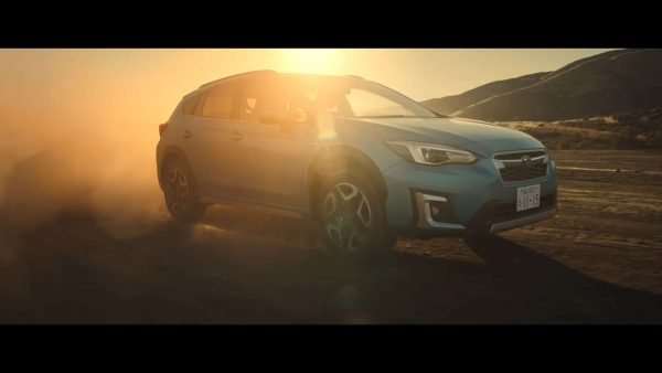 SUBARU XV:TVCM 「REAL DAY DREAM」篇
