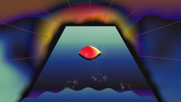 AI OTSUKA REMIX PROJECT Digital Single「金魚花火 (ANIMAL HACK Remix)」